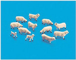 HO Sheep & Lambs (12)
