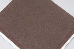 Pine-Pro Sandpaper II Assortment 4x5.5 Pinewood Derby Tool and Accessory #10205