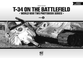 Peko T43 on the Battlefield WWII Photobook Series (Hardback)
