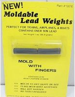 Proto-Power Moldable Lead Weight