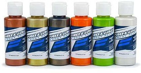 Pro-Line RC Body Paint Metallic/Pearl Color (6 Pack)