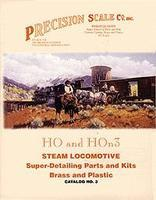 Precision-Scale HO/HOn3 Steam loco cat - HO-Scale