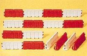 Preiser Traffic Control Accessory Kit HO Scale Model Railroad Road Accessory #17178