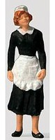 Preiser Maid Model Railroad Figure HO Scale #28074