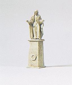 Preiser Standing Statue Model Railroad Figure HO Scale #29054