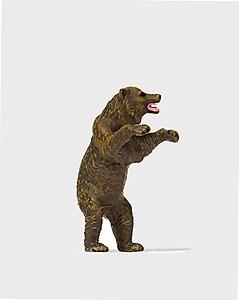 Preiser Brown Bear Model Railroad Figure HO Scale #29526