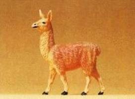 Preiser Young Llama Standing Model Railroad Figure 1/25 Scale #47528