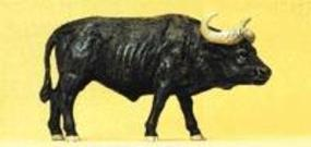 Preiser Water Buffalo Model Railroad Figure 1/25 Scale #47540