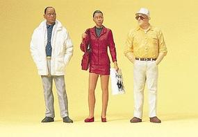 Preiser Passers-By Model Railroad Figures G Scale #63076