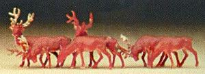 Preiser Deer Model Railroad Figures N Scale #79179