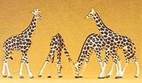 Preiser Giraffes Model Railroad Figures N Scale #79715