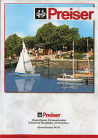 Preiser Preiser Catalog PK26 Model Railroading Catalog #93053