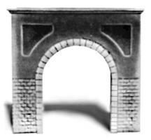 Model railroad tunnels page 5 for N scale tunnel portal dimensions