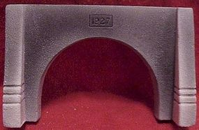 Pre-Size Old Concrete Auto Portals HO Scale Model Railroad Tunnel #181