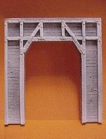 Pre-Size Tunnel portal timber - O-Scale