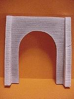 Pre-Size Concrete Tunnel Portal O Scale Model Railroad Tunnel #613