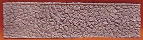 Pre-Size Random Stone Wall O Scale Model Railroad Miscellaneous Scenery #638