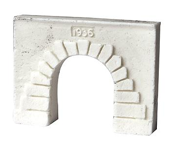 Concrete Tunnel Portal Z Scale Model Railroad Tunnel 902