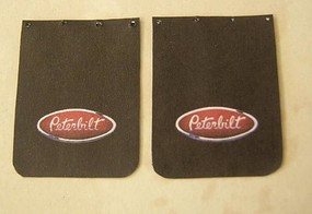 Plastic-Dreams 1/25 Peterbilt Truck Mud Flap Set