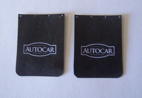 Plastic-Dreams 1/25 Autocar Truck Mud Flap Set