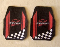 Plastic-Dreams 1/25 Chevy Racing Car Mat Set