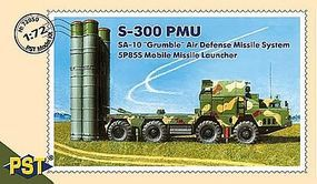 PST S300PMU Plastic Model Artillery Kit 1/72 Scale #72050