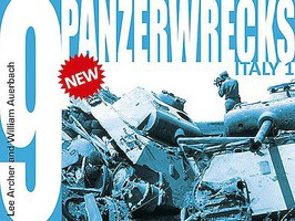 Panzerwrecks Panzerwrecks #9 German Armour Italy 1