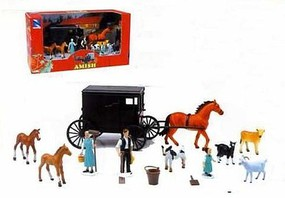Playsets 1/32 Amish Playset (Window-Boxed)