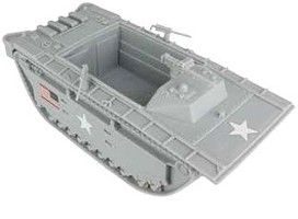 Playsets 54mm Amtrac Tank (BMC Toys)