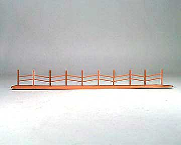 Playsets 54mm Barbed Wire Fence (12'' Long) (BMC Toys) (D)