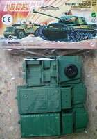 1/32 Landing Force Military Transport Vehicles (3) (Bagged)