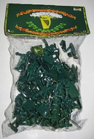 Playsets 54mm Civil War Irish Brigade Figure Playset (49 Figures & 1 Horse) (Bagged) (Americana)