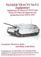 Panzer-Tracts Panzer Tracts No.9-2 Jagdpanzer IV, Pz IV/70 (V) & (A) Military History Book #92