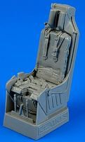 Quickboost A7D Corsair II Ejection Seat w/Safety Belts Plastic Model Aircraft Accessory 1/32 #32147