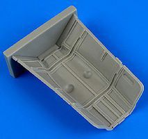 Quickboost Fw190F8 Gun Cover for Revell Plastic Model Aircraft Accessory 1/32 Scale #32182