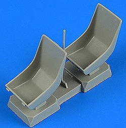 Quickboost 1/32 Bucker Bu131 Correct Seats for ICM