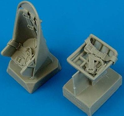 Quickboost QB48568 Ju 52 seats with safety belts in 1:48