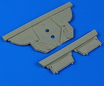 Aires 4634  1//48 F101A//C Voodoo Speed Brakes For Kitty Hawk Resin