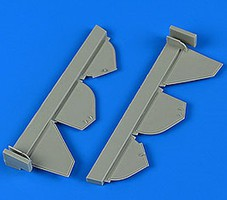 Quickboost 1/48 Defiant Mk I Undercarriage Covers for ARX