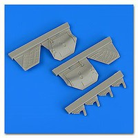 Quickboost 1/48 F/A22 Raptor Undercarriage Covers for HSG