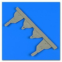 Quickboost 1/48 Ki61Id Hein Undercarriage Cover for TAM