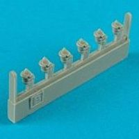 Quickboost GM2 British Gunsights (6) Plastic Model Aircraft Accessory 1/72 Scale #72069