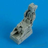 Quickboost F104C Starfighter Ejection Seat Plastic Model Aircraft Accessory 1/72 Scale #72409