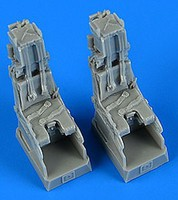 1/72 F14D Tomcat Ejection Seats w/Safety Belts for HSG