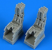 Quickboost 1/72 F/A18F Super Hornet Ejection Seats w/Safety Belts for HSG