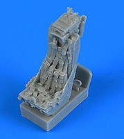 Quickboost 1/72 BAC Lightning Ejection Seat w/Safety Belts for TSM