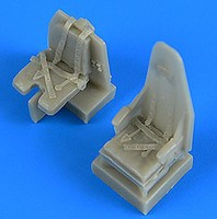 Quickboost 1/72 Mosquito Seats w/Safety Belts for TAM