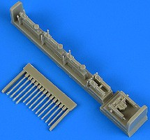 Quickboost 1/72 B17 Mk II Gun Barrels for ARX