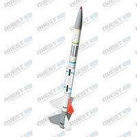 Quest Navaho AGM Model Rocket Kit Level 3 Model Rocket Kit #3003