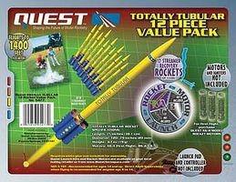 Quest Totally Tubular Value Pack (12)